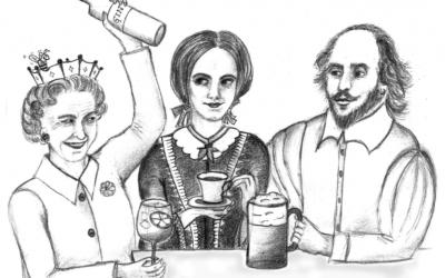 Thoughts on William Shakespeare, Queen Elizabeth II, Roald Dahl and Beatrix Potter