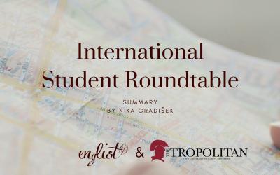 International Student Roundtable
